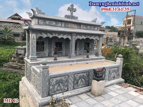 Khu lăng mộ thiên chúa giáo 12