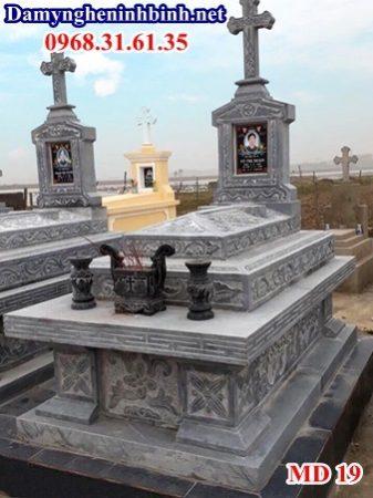 Lăng mộ đá công giáo 19