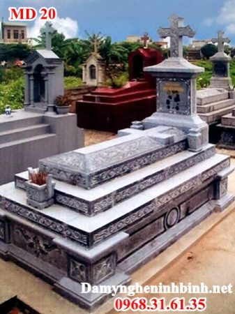 Mẫu mộ thiên chúa giáo 20