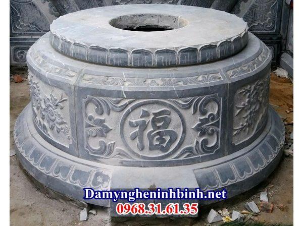 Mộ tròn đá khối 13