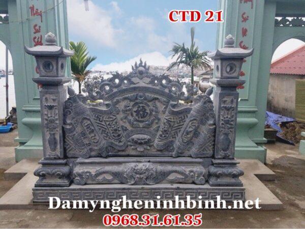 Cuốn thư đá nhà thờ 21