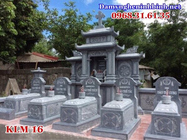 Khu lăng mộ công giáo 16