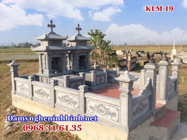Khu mộ bằng đá 19