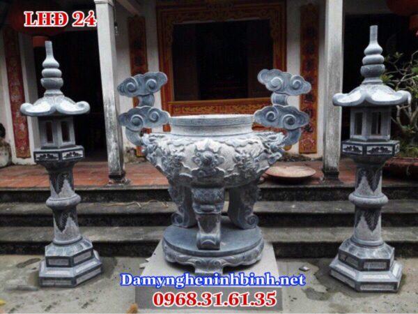Lư hương đền chùa 24
