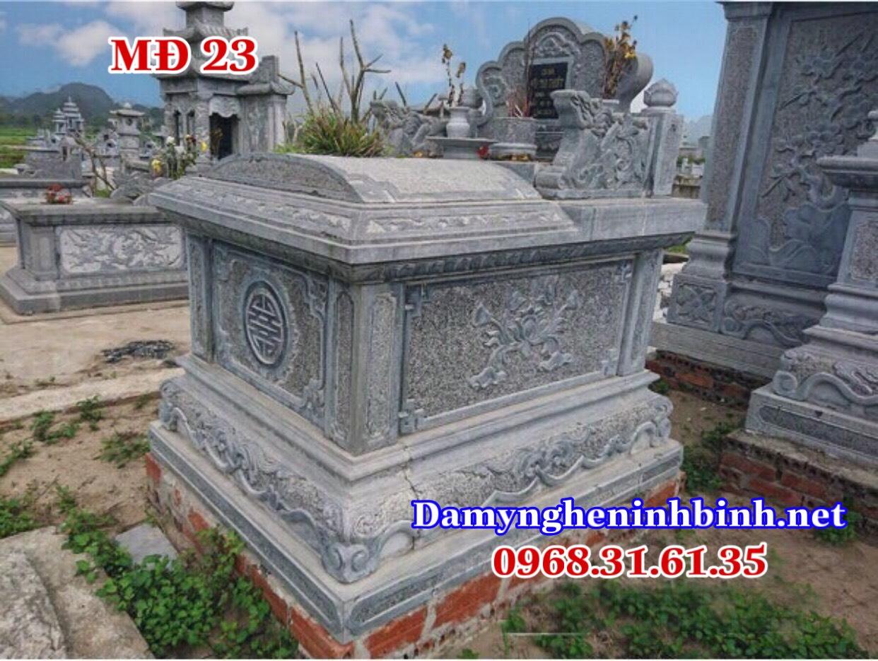Mộ đá hậu bành 23